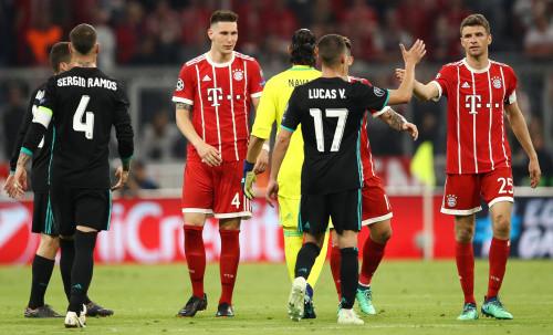 Бавария — Реал - 1:2. Видео голов и обзор матча