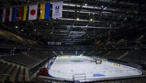 ЧМ по хоккею. Победы Эстонии и Литвы