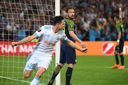 Марсель — Ред Булл Зальцбург — 2:0. Видео голов и обзор матча