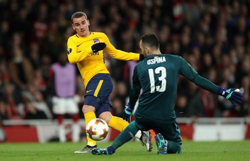 Арсенал — Атлетико Мадрид — 1:1. Видео голов и обзор матча