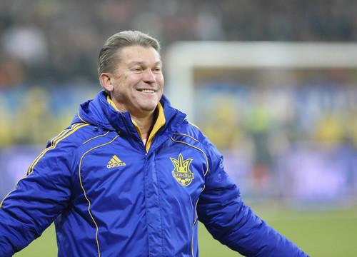 Олег БЛОХИН: «У Динамо есть перспектива»