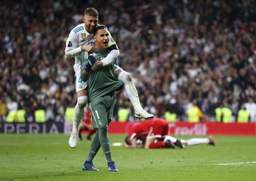 Реал Мадрид — Бавария. Обзор матча и видео голов