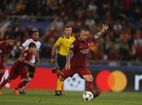 Рома – Ливерпуль – 4:2. Второй гол Наингголана