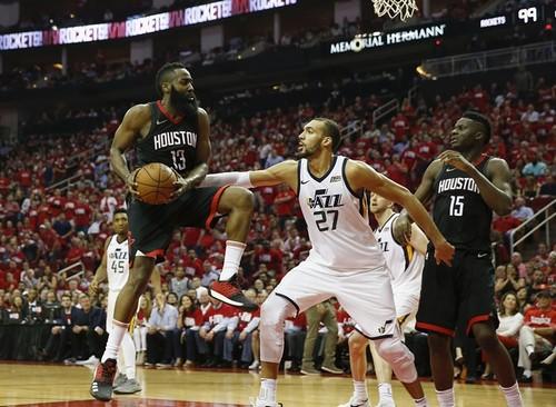НБА. Плей-офф. Юта сравнивает счет в серии с Хьюстоном