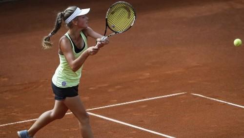 Украинка Костенко выиграла турнир в Кишиневе