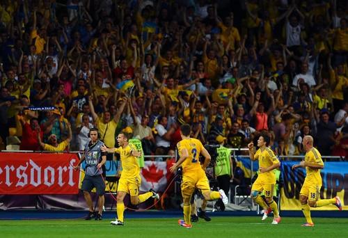 10 главных побед сборной Украины
