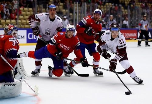 ЧМ-2018. Латвия и Швейцария побеждают в овертайме