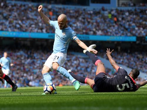 Манчестер Сити — Хаддерсфилд Таун — 0:0. Видео и обзор матча