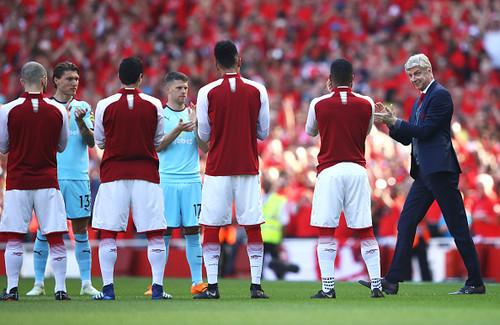 В последнем домашнем матче Венгера Арсенал забил 5 голов Бернли