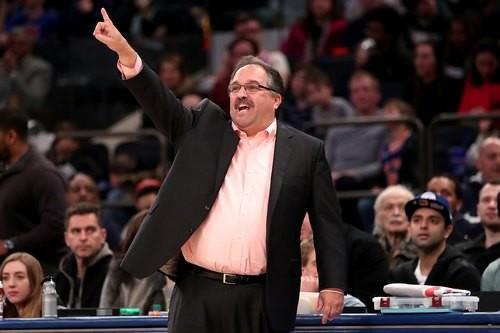 Детройт уволил главного тренера