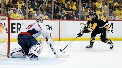 НХЛ. Питтсбург проиграл серию впервые с 2015 года