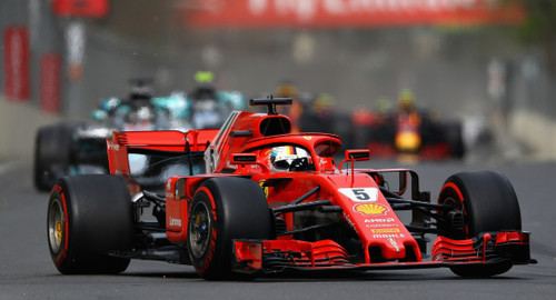 ФЕТТЕЛЬ: «Гран-при Испании покажет реальный расклад сил в Ф-1»