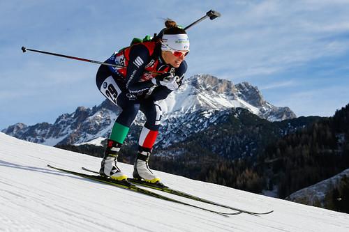 Карин Оберхофер объявила о завершении карьеры