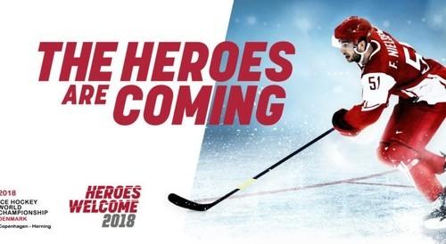 Чемпионат мира по хоккею. Швеция сильнее Словакии