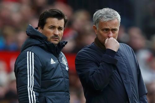 Помощник Моуриньо покинет Манчестер Юнайтед