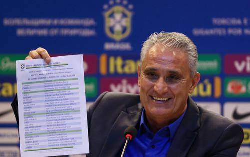 ТИТЕ: «С Неймаром Бразилия сильнее, но в команде он не один»