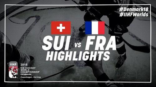 ЧМ-2018. Швейцария — Франция — 5:1. Видео голов и обзор матча
