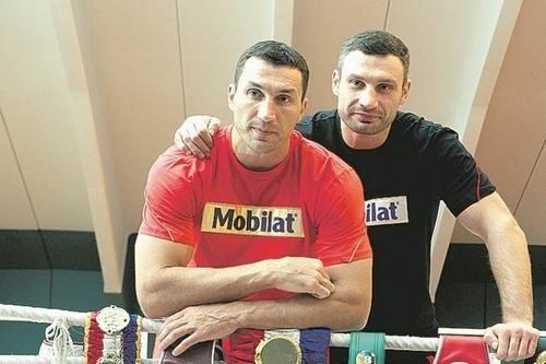 Братья Кличко возглавят сборную друзей Шевченко на Турнире чемпионов