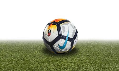 Челси и Манчестер Юнайтед сыграют в Кубке Англии уникальным мячом