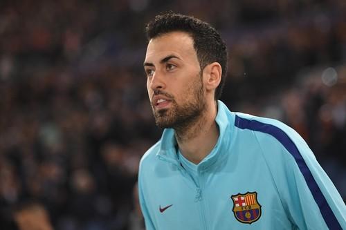 Барселона не намерена отпускать Бускетса