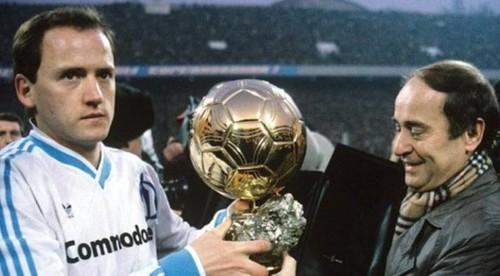Беланов выставит свой Золотой мяч на фестивале в Киеве