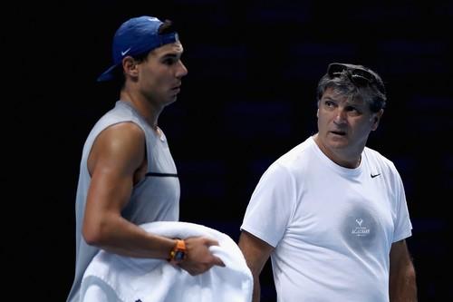 Тони НАДАЛЬ: «Не смогу воспитать теннисиста сильнее, чем Рафаэль»