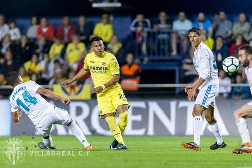 Вильярреал — Реал Мадрид — 2:2. Видео голов и обзор матча