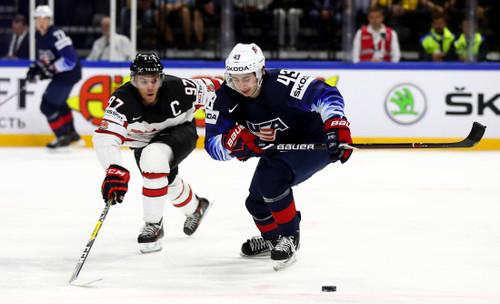 ЧМ-2018 по хоккею. США обыграли Канаду и взяли бронзу
