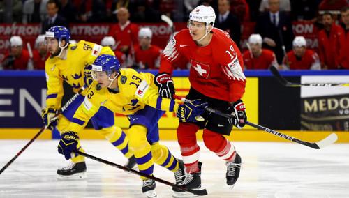 ЧМ-2018 по хоккею. Швеция в серии буллитов выиграла золото