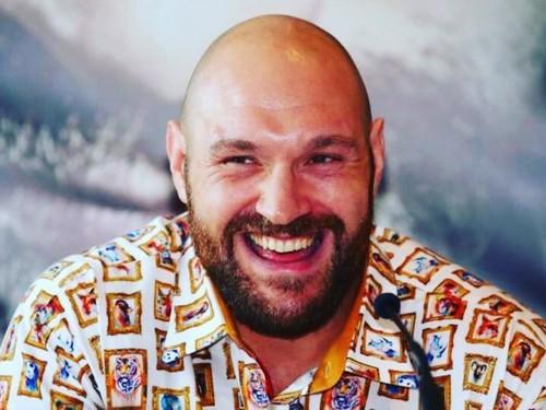 Тайсон ФЬЮРИ: «Я сильнее и быстрее, чем был в 2015 году»