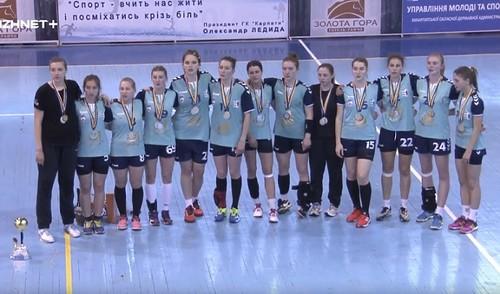 Карпаты обыграли Галичанку в финале Кубка Украины