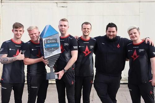 Astralis - чемпион ESL Pro League Season 7