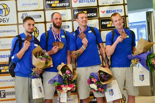 Украина - вторая в мире по баскетболу 3х3