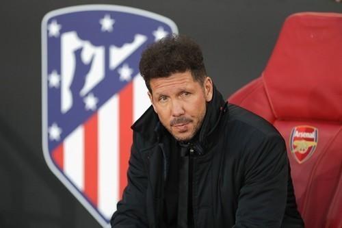 Атлетико снова попробует оспорить дисквалификацию Симеоне в еврокубках