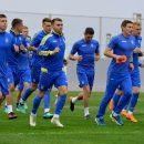 ФОТО ДНЯ. Сборная Украины готовится к спаррингам с Марокко и Албанией