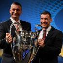 Виталий Кличко сказал, что любит футбол, потому что он есть