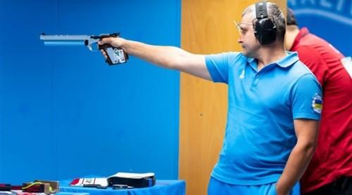 Украинец установил мировой рекорд в пулевой стрельбе