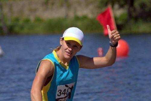 Украинка Людмила Бабак стала победительницей Кубка мира по марафону