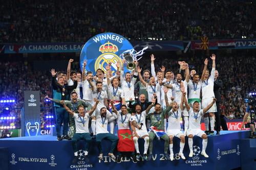 Реал стал первым клубом, который выиграл и Евролигу, и Лигу чемпионов