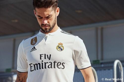 Реал представил форму на сезон 2018/19