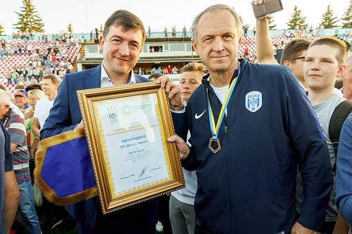 Сергій МАКАРОВ: «Перша ліга постійно прогресує»