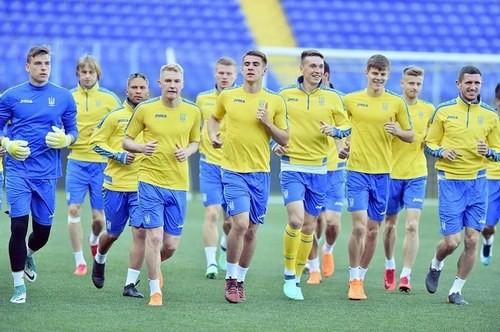 Марокко — Украина: стартовые составы команд
