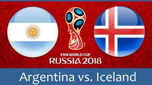 Где смотреть онлайн матч чемпионата мира Аргентина – Исландия