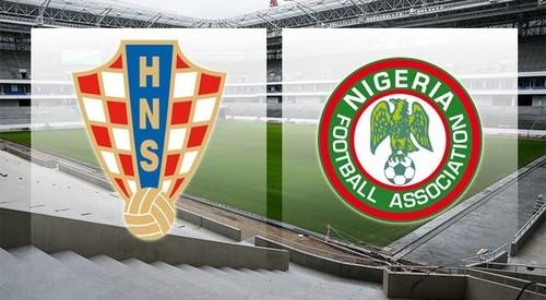 Где смотреть онлайн матч чемпионата мира Хорватия – Нигерия