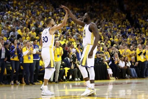 Голден Стэйт выиграл первый матч финала НБА