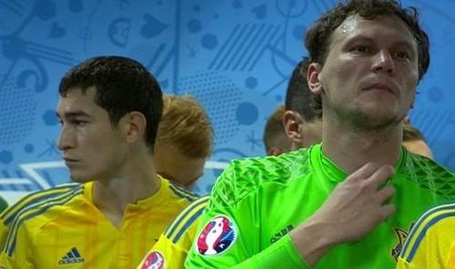 Пятов и Степаненко покинули расположение сборной