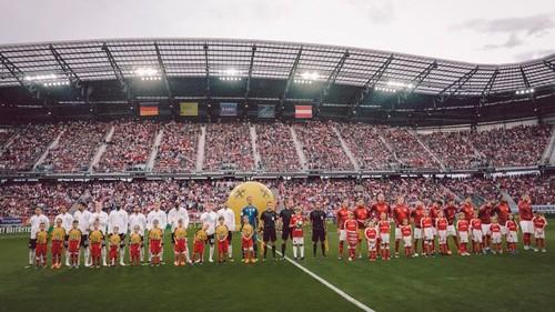Австрия - Германия - 2:1. Видео голов и обзор матча