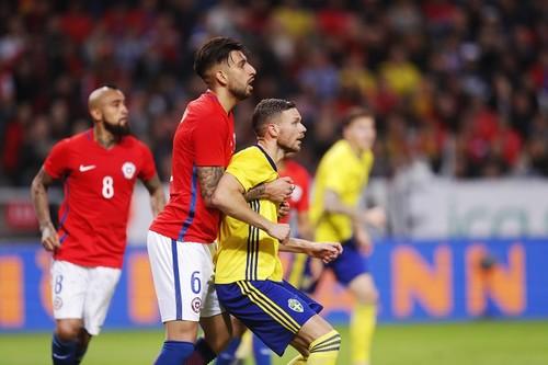 Чили обыграло Сербию в товарищеском матче
