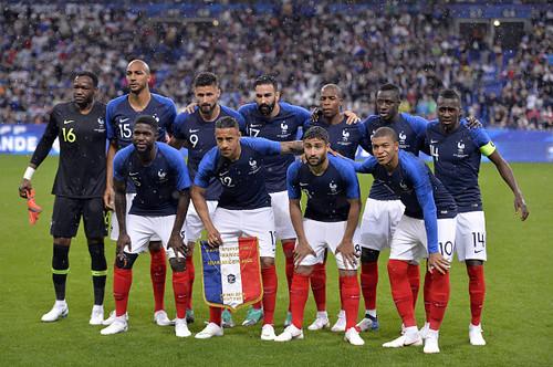 ЧМ-2018. Почему Франция станет чемпионом мира