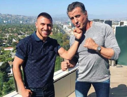 СТАЛЛОНЕ: «Ломаченко – лучший боксер последней половины столетия»